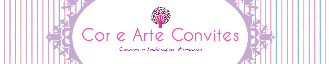 Cor e Arte Convites