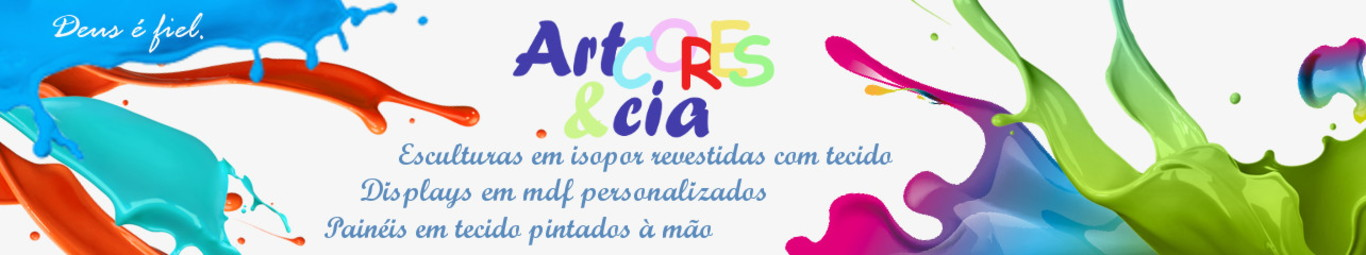 ART CORES & CIA