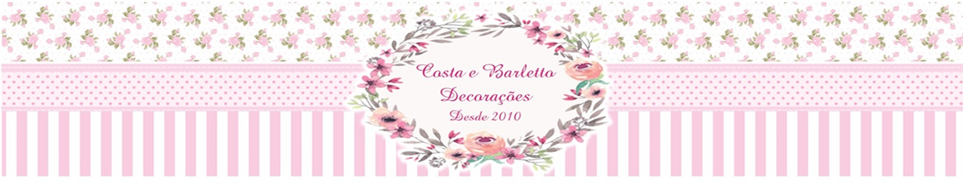 Costa e Barletto decora��es