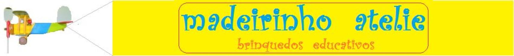 Madeirinho Brinquedos Educativos