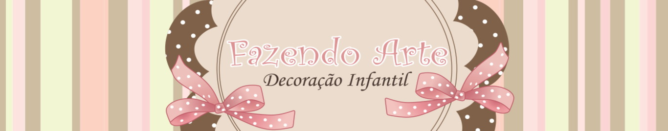 Fazendo Arte Decorao Infantil