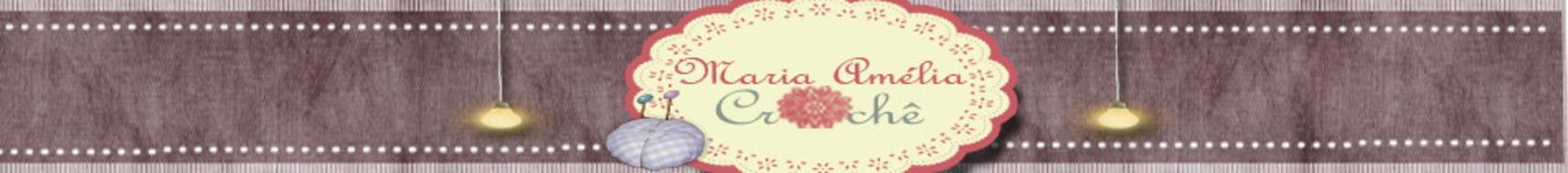 MARIA AM�LIA  - CROCH�