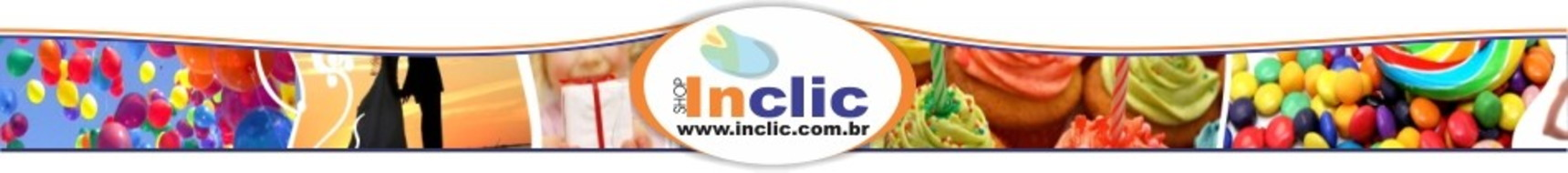Shop inclic Lembrancinhas, Convites e artigos para festas