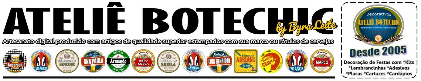 Butiquim Virtual - Atelier Festa Boteco