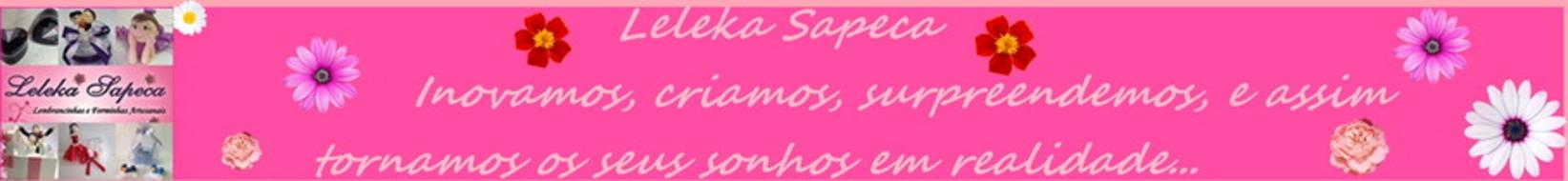 Leleka Sapeca Lembrancinhas