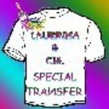 Laurinha & Cia - SPECIAL TRANSFER