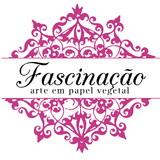 FASCINA��O - ARTE EM PAPEL VEGETAL