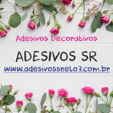 Adesivos SR - Adesivos Decorativos para todos os ambientes...