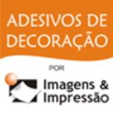 Adesivos de Decora��o por Imagens e Impress�o