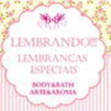 LEMBRANDO - BODY&BATH - Lembrancinhas Especiais
