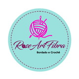 Rose Art Fibra - Croch� e Bordado