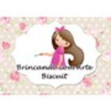 BRINCANDO COM ARTE BISCUIT