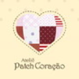 Atelie PATCH CORA��O