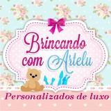 BRINCANDO COM ARTE LU