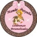 Mam�e Patynha Lembran�as Personalizadas