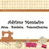 Adriana Monteiro Artes . Bordados . Personaliza��es