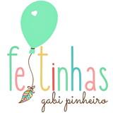 Gabi Pinheiro: festejar,brincar e recordar