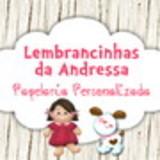 Lembrancinhas da Andressa