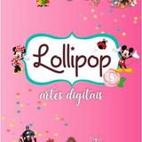 Lollipop Decora��o e Personalizados