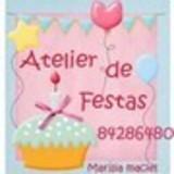 Atelier de Festas  Mar�lia Maciel