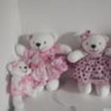 Bonecas e Ursos T e  M