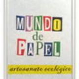 Mundo de Papel - Artesanato Ecol�gico