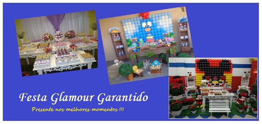 Festa Glamour Garantido
