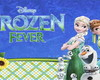 Painel Frozen Fever 04 | 2,00 x 1,00