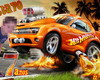 Arte Digital Imã Geladeira Hot Wheels