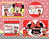 Kit Arte Digital - Minnie