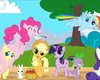 Painel My Little Pony G - Frete Grátis