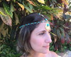 HEAD CHAIN_TIARA TURQUESA