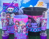 Kit Personalizados Monster High