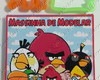 Kit Massinha Angry Birds