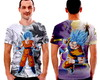 Camisetas Goku Dragon ball Z
