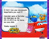 Convite Super Wings - Arte Digital