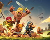 Painel 2x1 Clash of Clans