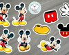 Tags Mickey - Aplique