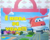 Maleta de colorir Super Wings