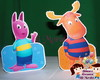 Display Mesa P - Backyardigans