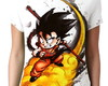 Camiseta Dragon Ball Goku Kid Mod 02 - Estampa Total