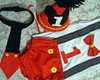 Conjunto Smash the Cake Mickey