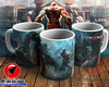 Caneca God of War MOD2
