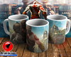 Caneca God of War MOD20