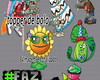 Plants vs Zombies Birthday de Bolo