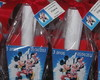 CACHEPÔ MÉDIO MDF MICKEY E MINNIE COM KIT COLORIR I