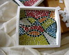 "Conjunto Mini Bandeja Mosaico ""Colors"""