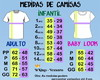 Kit 3 Camiseta Perfect T-shirt RF Blusa Perfect unissex