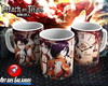 Caneca Attack on Titan MOD3
