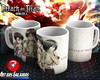 Caneca Attack on Titan MOD5